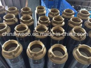 100%の銅線が付いている4SD8/15深い井戸の水ポンプ