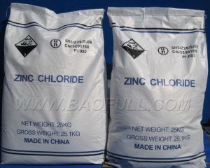 2018 Directe Levering Manufactorer die het Chloride Zncl2 galvaniseren van het Zink van LUF