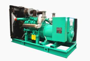 540kw 650kVA Diesel Fuel 60Hz Certificate Open Generator