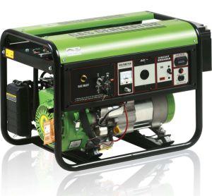 5つのKwの携帯用ディーゼル発電機、発電機のディーゼルISO9001セリウム