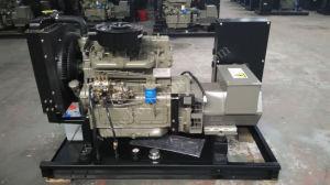 Рикардо двигатель домашнего использования переносных Silent дизельного генератора 50квт