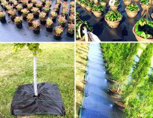 Tapete de controle de plantas daninhas certificado pela SGS