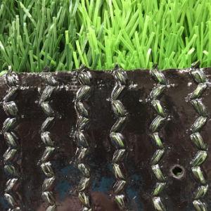 Het anti-uv het Modelleren Kunstmatige Gras van de Decoratie van de Tuin/het Synthetische Gras van de Voetbal van de Hoogte van het Voetbal van het Sportterrein/Mat van het Tapijt van de Tentoonstelling van het Gazon van het Landschap de Imitatie Valse