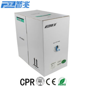 Equipo de fibra óptica de RJ45 Ethernet CAT6 de red de cable LAN