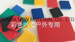 カラーPVC泡のボードかシート/カラーウレタンフォームシート/カラーキャビネットPVC泡シート