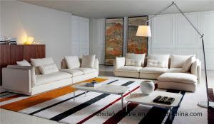 Comercio al por mayor muebles italianos de diseño sofa 3 plazas sofá