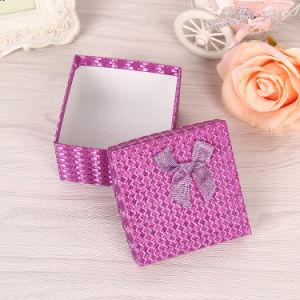Comercio al por mayor Joyas de papel de embalaje Bolsa Bolsa Bolsa de papel de JP1022