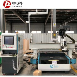 Mobiliário de madeira máquina de esculpir CNC para venda