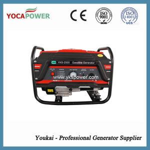 De elektrische Generator van de Stroom van de Benzine van het Begin Draagbare