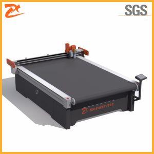 O CNC 2516 placa em PVC máquina de corte da faca