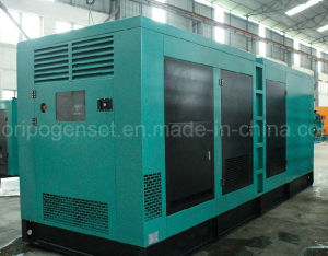 Potência 118kVA/94kw geradores a diesel