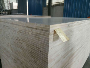 Melamin der Größen-4*8 Blockboard/Furnier-Blatt Blockboard