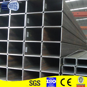 Tubo rettangolare d'acciaio di stampaggio a freddo En10210/En10219