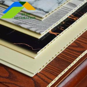 Dalle de plafond PVC étanche Decoration Material panneau PVC Rn-257