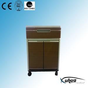 2 ABS van deuren Kast Van uitstekende kwaliteit van het Bed van het Ziekenhuis de Medische (k-11)
