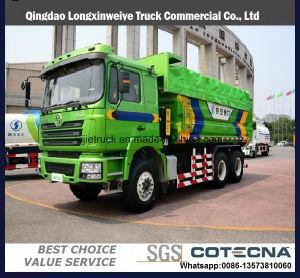 Shacman 6X4 340HP Mine 5.8m 20ton utilisation du camion-benne benne basculante