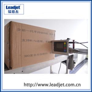 Beweglicher beweglicher Handbarcode-Dattel-Code-Firmenzeichen-Tintenstrahl-Drucker-Preis