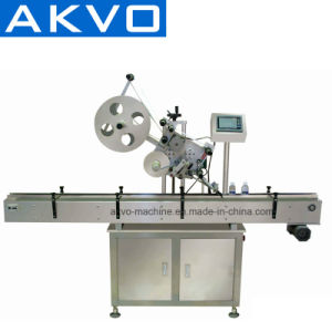 Wst-150/300 máquina de etiquetado adhesivo