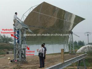 Solarabflußrinne-Sammler-Erzeugnis-Dampf-Solarwärmekraftwerk Csp