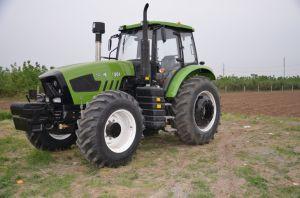 Chinese Goedkope 185HP Tractor 1854 de Tractor van het Landbouwbedrijf van Ttractors 185HP van het Landbouwbedrijf