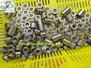 Precision 697zz 7X17X5 Китая миниатюрный шариковый подшипник
