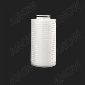 0,22 micro PSE Cartouche de filtre plissé absolue pour le traitement de l'eau