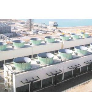 新しい状態およびFRPの物質的な閉回路の冷却塔