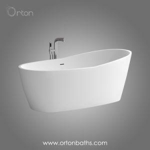 アクリルの固体表面の浴槽をきれいにすることカスタマイズ可能な芸術のワンピースの容易