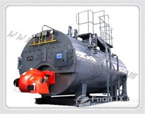 La serie Wns caldera quema de petróleo (Gas_ dispararon Caldera) Fabricado en China