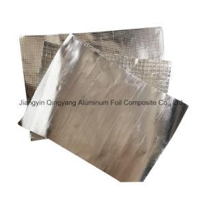 El papel de aluminio resistente al agua, fuego y el blindaje de un paño de tela