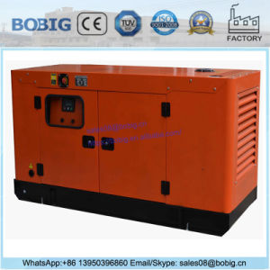 Power Factory著セリウムISO 24kw 30kVA水ブラシレスLovol冷却のディーゼル発電機