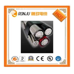 Cavo Twisted elettrico aereo del conduttore di alluminio della fabbrica della Cina per spese generali