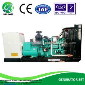 60Hz y 208V grupo electrógeno diesel con motor Cummins y tal serie Leroy-Semor alternador de 66kw/863kVA (BCL83-60)