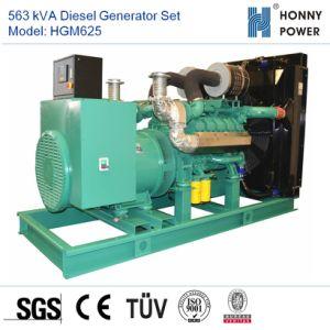 563ква с генераторной установкой Googol дизельного двигателя 50Гц