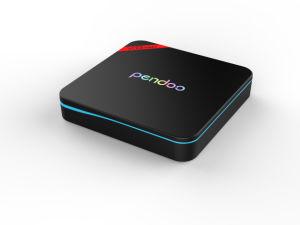 Pendoo X8 PRO+ S905X 2g 16g androider Fernsehapparat-Kasten Kodi 17.3