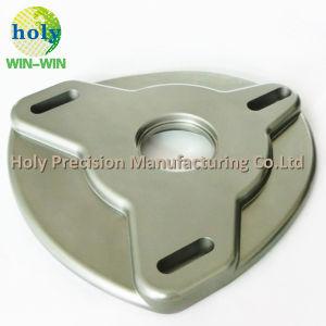 Precisión de aluminio 6061-T6 Adaptador de cámara mecanizado con CNC