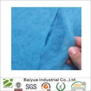 Fornecer não tecidos de poliéster Rolo filtro azul
