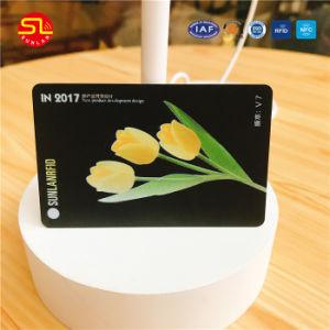 Scheda di stampa del PVC RFID di iso Cr80 per l'insieme dei membri