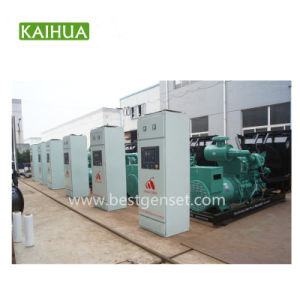 520kw Chongqing Cummins schalten DieselGenset mit Motor Qsktaa19-G4 an
