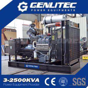Diesel 400kw 500kVA Industriële Deutz van Genlitec van de Macht (GPD500) Generator