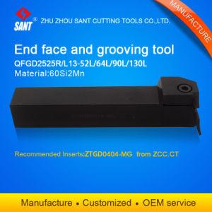 Qfgd2525L13-90L, Venta caliente despedida y herramientas de ranurar