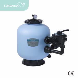 Venda a quente Piscina de areia de plástico do filtro (montagem lateral)