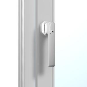 Finestra di alluminio standard della stoffa per tendine del blocco per grafici di vetratura doppia dell'Australia