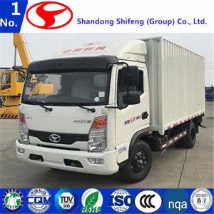 4 van Fengchi1800 ton van de Vrachtwagen van LHV/de Lichte Lading van de Plicht
