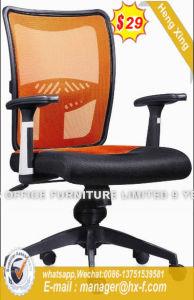 Hochwertiger Gewebe-Sitzungs-Stuhl mit Schreibens-Tisch-Stuhl (HX-CM058A)