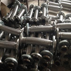 Dn6~Dn600ステンレス鋼の適用範囲が広い編みこみの金属のホース
