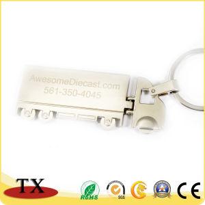 Высокое качество Car форму металлической цепочке для ключей в подарок для продвижения