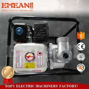 certificado CE gasolina de 3 Polegadas com preço de fábrica da bomba de esgoto