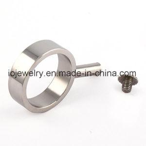 De Modieuze Ring van uitstekende kwaliteit van de Parel van de Schroef Veranderlijke