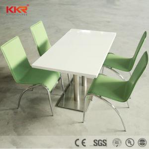 Un mobilier moderne 4 chaises Table à manger